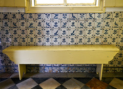 photo - Chapel of Our Lady of the Conception, Elvas (Jassy-50) Tags: photo elvas portugal chapelofourladyoftheconception chapel church azulejo paintedtile tile bench blueyellow cby wall unescoworldheritagesite unescoworldheritage unesco worldheritagesite worldheritage whs hbm