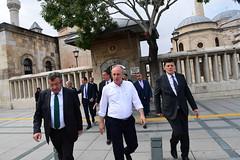 MEVLANA MUZESINI VE TURBESINI ZIYARET (FOTO 2/2) (Kişisel Photoblog) Tags: ziyakoseogluphotographerphotojournalistpoliticportrait siyaset sol sosyal sosyaldemokrasi chp cumhuriyet cumhurbaskani adayi ince muharrem konya mevlana turbe muze politika turkey turkiye tbmm engin altay ankara