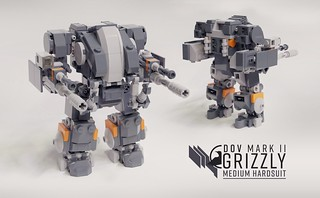 Grizzly Medium Mech