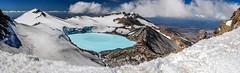 Mount Ruapehu Crater Lake (Krokozund) Tags: mount ruapehu crater lake volcano tongariro national park north island new zealand travel