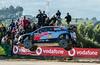 Thierry Neuville airborne! (Jim Waldron) Tags: rallyportugal shakedown wrc hyundai thierryneuville