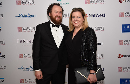 Wiltshire Business Awards 2018 ARRIVALS - GP1284-4