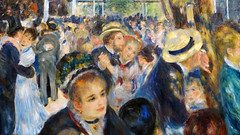 Renoir, Bal du moulin de la Galette