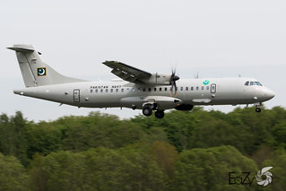 79 Pakistan Navy ATR 72-500