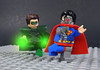 Vengence for Coast City (-Metarix-) Tags: lego super hero minifig dc comics comic parallax hal jordan hank henshaw cyborg superman emerald twilight evil twisted lanterns fear entitiy rebirth universe