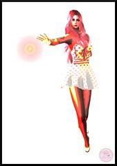 Snapshot_141 (ReenaStark) Tags: sl secondlife avatar avatars cute fun pinkhair pinkhaired