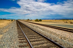 Union Pacific Railroad, Niland CA