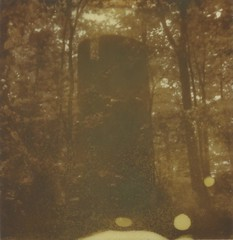 Secluded Silo (...The Man From The Past...) Tags: impossiblei1 px600 polaroid theimpossibleproject analog film polaroidweek