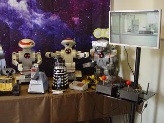 More Robots at Barley