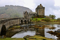 Eilean Donan Castle (HorvathZsolt73) Tags: scotland castle landscape water history vikings skye travel bridge skócia