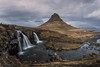 End of the rainbow (Mika Laitinen) Tags: canon5dmarkiv europe iceland kirkjufell kirkjufellsfoss cloud landscape mountain nature outdoors rainbow rock sky water waterfall westernregion is