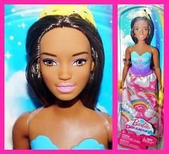 Barbie Dreamtopia Fairy 2018 (farmspeedracer) Tags: barbie doll toy mattel playline fairy curvy rainbow plastic girl woman nrfb