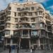 Casa Mila by Gaudi!
