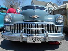 1949 DeSoto Custom (splattergraphics) Tags: 1949 desoto custom mopar carshow desotoownersclubofmd sykesvillemd
