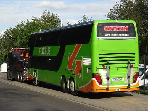 Stranded Flixbus