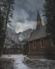 _DSC4860 (lukejc1) Tags: mercedcounty usa building winter church yosemitenationalpark water february weather nationalparks seasons locations west months archictecture yosemitechapel waterfall norcal snow parks yosemitefalls california chapel yosemitevalley america ca findyourpark keepitwild nps nationalpark nationalparkservice northamerica northernca northerncalifornia park travel us unitedstates unitedstatesofamerica westcoast westernusa westernunitedstates yosemite publicland season