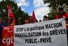 Manif 1er mai 2018 (Jeanne Menjoulet) Tags: manif manifestation 1ermai 2018 paris demonstration demo stop macron généralisation grèves public privé syndicat cgt syndical