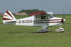Piper PA-22-108 Colt D-ECEO (Old Buck Shots) Tags: egsv dm