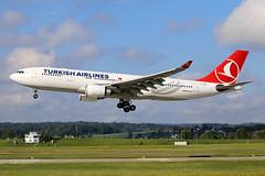 """Turkish Airlines Airbus A330-203 TC-JNB """"Konya"""" (M. Oertle) Tags: turkishairlines airbus a330203 tcjnb dassault zrh konya"""