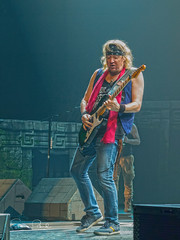 Iron Maiden (Stephen J Pollard (Loud Music Lover of Nature)) Tags: ironmaiden adriansmith guitarist guitarrista music livemusic concertphotography concert concierto músico musician música artista performer