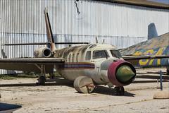 IAI Westwind 1123 - 2 (NickJ 1972) Tags: israel israeli air force museum hatzerim iaf idf iasf 2018 aviation iai westwind 1123 aero commander jet 1121 4xcoa experimental