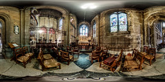 Lady's Chapel of Saint Ignatius of Antioch Episcopal Church (jamescastle) Tags: nrhp church panorama equirectangular 360 vr episcopal nyc manhattan gothic architecture