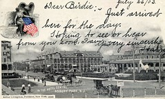 1742 (Ebenezer Maxwell Mansion) Tags: asbury park new jersey water sea postcards 1900s