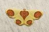 Dog's Paw Moth (Plutodes cf. flavescens, Ennominae, Geometridae) (John Horstman (itchydogimages, SINOBUG)) Tags: insect macro china yunnan itchydogimages sinobug entomology moth lepidoptera ennominae geometridae yellow trap onwhite topf25