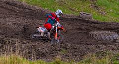 Around The Berm (John Kocijanski) Tags: motorcycle motocross people race dirtbike vehicle canon70300mmllens canon7d