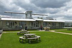 Aviator, Sywell. (piktaker) Tags: northants northamptonshire sywell sywellaerodrome airfield pub inn bar tavern publichouse aviator artdeco