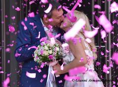 Quando trionfa l'amore... (Gianni Armano) Tags: mio cugino paolo matrimonio foto gianni armano photo flickr