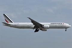 Here is Air France F-GZNL (shumi2008) Tags: airfrance airfrance777 airfranceklm b77w boeing777 b777300er torontopearson pearsonairport yyz cyyz
