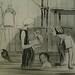 DAUMIER Honoré,1841 - Bains de Femmes (Maison de Balzac) - Detail 01