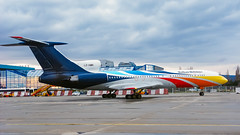 LZ-HMN / Tupolev TU-154.M / Balkan Holidays Airlines (PBe1958) Tags: transportation lietadlo aircraft airplane aero aeroplane airliner jetliner tupolev t154 tu154m bts lzib bratislava mrstefanik bgh balkanholidaysairlines