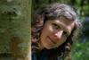 chelbie behind tree 2 (grahamdale74) Tags: bluebells 2018 alyssia caitlin chel