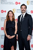 Sharon Horgan and Rob Delaney pose in the press room at the Virgin TV British Academy Television Awards at The Royal Festival Hall on May 13, 2018 in London, England. (Photo by Jeff Spicer/Getty Images)