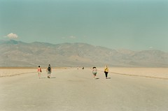 Badwater, Death Valley, septembre 2017 (Marine Beccarelli) Tags: deathvalley california analogue film filmphotography badwater canonae1