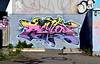 New Brighton (stephen trinder) Tags: stephentrinder stephentrinderphotography street streetart graffiti newbrighton aotearoa kiwi landscape wall nz newzealand godzone christchurch christchurchnewzealand peyton