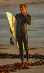 Asilomar Surfer Dude (Thanks for 1.5 million views) Tags: kando asilomar