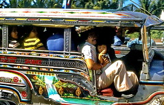 Manila Jeepney (gerard eder) Tags: world travel reise viajes asia southeastasia philippines manila jeepney cars transport publictransport people peopleoftheworld outdoor taxi städte street stadtlandschaft streetlife streetart city ciudades cityscape cityview urban urbanlife urbanview