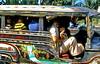 Manila Jeepney (gerard eder) Tags: world travel reise viajes asia southeastasia philippines manila jeepney cars transport publictransport people peopleoftheworld outdoor taxi städte street stadtlandschaft streetlife streetart city ciudades cityscape cityview urban urbanlife urbanview