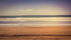 01-2 (gchappell76) Tags: sea sand sky panning icm