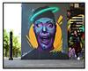 STREET ART by WOSKERSKI (StockCarPete) Tags: woskerski londongraffiti face visage eyes londonstreetart graff graffiti urbanart shoreditchart londonart uk london