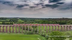 Ouse Valley Viaduct (1 of 2) (Darren Wood) Tags: balcombe england unitedkingdom gb sussex viaduct train gatwick express railway bridge track