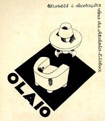 Publicidade, 1941 (Hemeroteca Municipal de Lisboa (Portugal)) Tags: publicidade ads advertisement advertising old antiga retro anos40 moveis furniture olaio portugal hemerotecadigital press imprensa periodicalslibrary digitallibrary