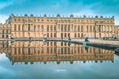 Paris_Versailles_Chateau_20161026_0442 (ivan.sgualdini) Tags: canon chateau france francia garden geometry laghetto mirror palace palazzo parigi paris reggia riflesso simmetry sky specchio statua statue versailles water