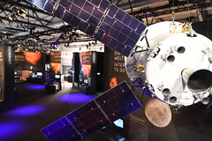 GAIA press briefing at ILA (europeanspaceagency) Tags: esa europeanspaceagency space universe cosmos spacescience science spacetechnology tech technology ila ila2018 berlin germany exhibition tour orion model