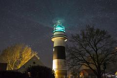 Leuchtturm Bülk - Explored (rahe.johannes) Tags: leuchtturm sterne sternenhimmel langzeitbelichtung landschaft schleswigholstein bülk meinsh derechtenorden nachts