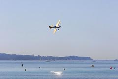 Redbull Air Race Cannes France 04 (Navis06) Tags: avion plane course race bleu blue mer cannes france croisette plage beach frenchriviera redbull