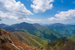 檜洞丸・熊笹ノ峰・大室山